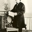 Henryk Wieniawski w latach  60. XIX wieku / A photography from the 60ties of the 19th century.