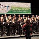 Konkurs w kat. Chórów Mieszanych. Malaga (12.03.2015) / Poznański Chór Kameralny Towarzystwa Muzycznego im. Henryka Wieniawskiego